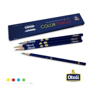 Otali 繽紛四色鉛筆組
